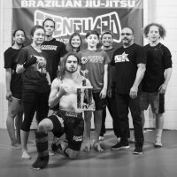 Kickboxing Team from Apex, NC