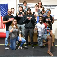 Kickboxing Competition Team