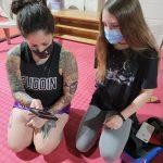 Youth Kickboxing - Donna Natosi