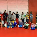 Kids and Youth Kickboxing Class at Apex Martial Arts Center
