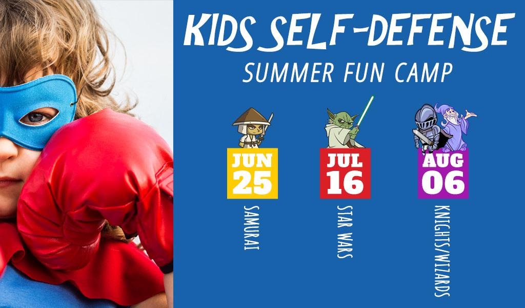Kids Themed Summer Camp