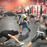 Youth Kickboxing Class
