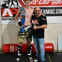 Apex Kickboxing Team Photo