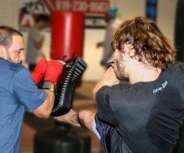 cardio kickboxing apex