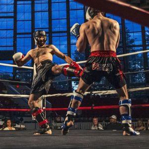 Advanced Kickboxing
