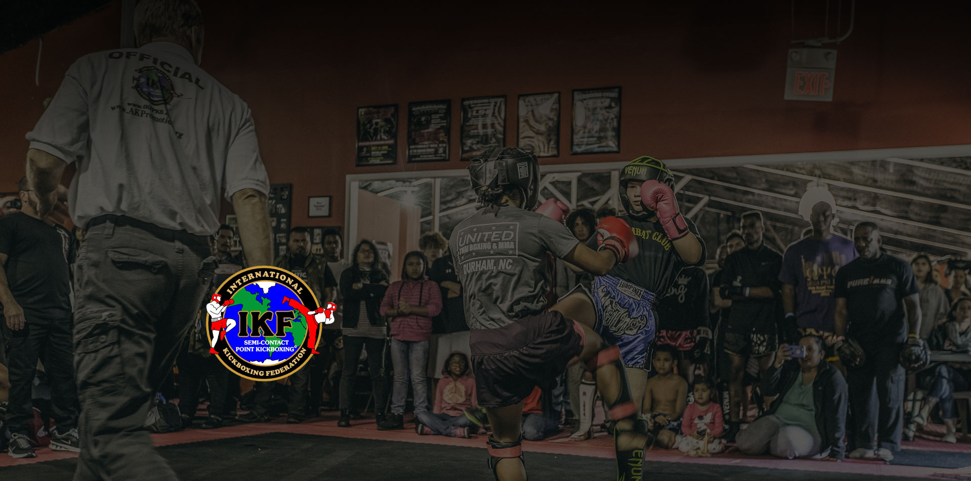 IKF POINT KICKBOXING TOURNAMENT