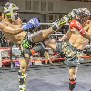 Advanced Kickboxing/Muay Thai