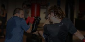 kickboxing training apex