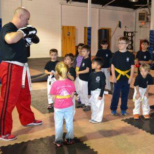 kids kickboxing apex