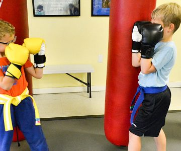 Kids Kickboxing Classes