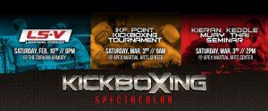 ls5 ikb kieran kickboxing event